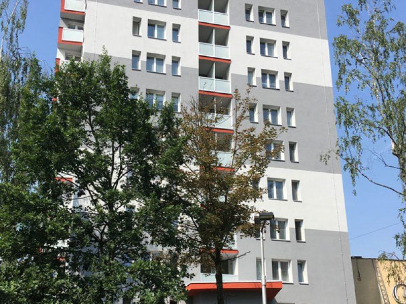 Francouzská 1103, Ostrava